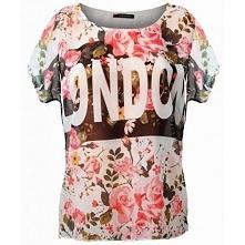 Bluzka w kwiaty - 29,99zł - klik w zdjęcie