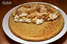 Pyszne, lekkie śniadanie, nawet dla osob na redukcji :). Klik po przepis :).