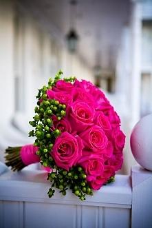 Klasyczne róże w niecodziennym wydaniu :)