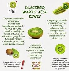 Dlaczego warto jeść kiwi?
