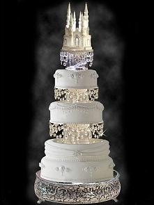 Najbardziej bajkowy tort świata :)