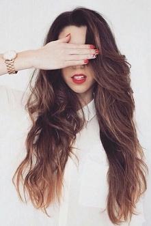 o jaaaa, ale włosy *o*