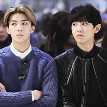 SeHun & ChanYeol, EXO