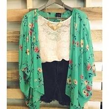 kimono- idealne na wiosnę :)