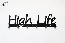Wieszak na ubrania High Life