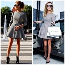 Sukienka, Okulary, Buty *.*