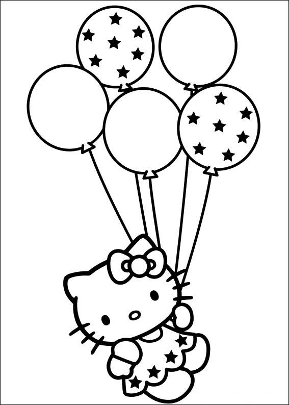 Kolorowanki Hello Kitty Na Dla Dzieci Zszywka Pl
