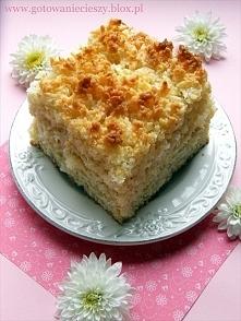 Ciasto z Kokosową Pierzynką