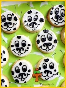 Dalmatyńczykowe ciasteczka ...