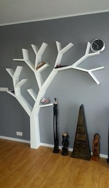 Półka jak drzewo 210x200x18...