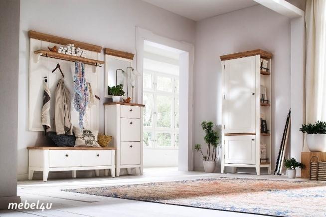 stylowe meble do przedpokoju provence na styl. Black Bedroom Furniture Sets. Home Design Ideas