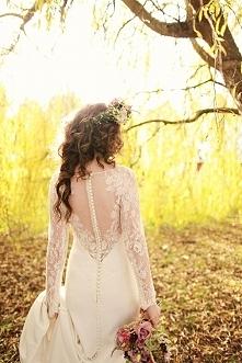 suknia ślubna jak z bajki!