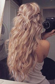 włosy idealne na lato :)