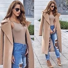 piękny płaszcz