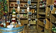 sklep z produktami regionalnymi w Alpach