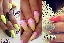 Pomysły na modne paznokcie ...