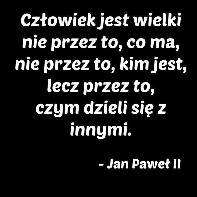 Jan Paweł II ♥