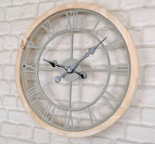 genialny zegar na ścianę, gagalu.pl
