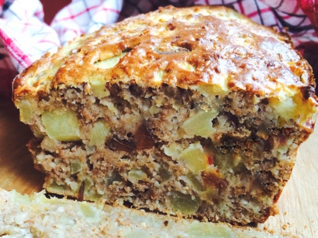 Dietetyczne Ciasto Z Jablkami Bez Cukru I Tluszczu Skladni Na