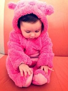 Pink teddy :P Moj mis <3