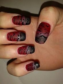 masowe paznokcie :)