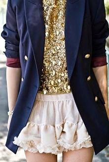 złota koszulka