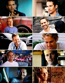 """""""You don't realize how much you appreciate something until somebody takes it away.""""   - Brian O'Conner/Paul Walker, Fast&Furious 6"""