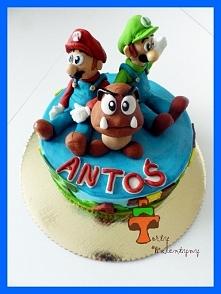 Mario, Luigi i Gumba