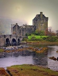 Eilean Donan, Szkocja, Wielka Brytania