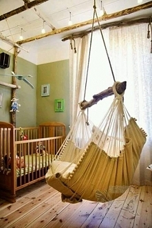 drewno w pokoju dziecięcym
