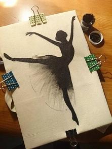 Torba z baletnicą. Teraz PR...