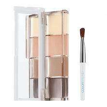 Avon, Color Trend, Pretty Eyes Case (Paletka cieni w kremie)  Od razu na wstę...