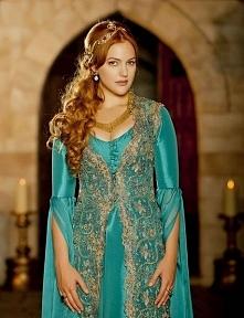 Hurrem, moja ulubiona aktorka ;)