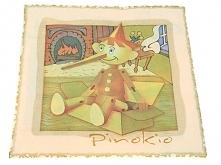 Serwetka Serwetki Decoupage Pinokio 1/4 33x33cm 2szt