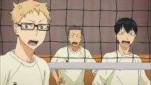 -Hinata nie patrzył na piłk...