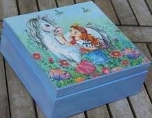 pudełko na skarby  wytworzo...