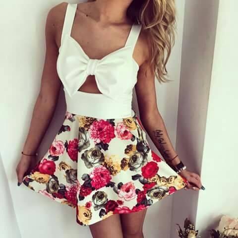 urocza :) w sam raz na lato ♥