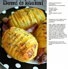 Ziemniaki pieczone z czosnk...