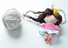 Doll handmade Lady Stump.