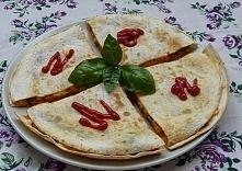 Składniki:  - 8 tortilli  - opakowanie warzyw na patelnię Iglotex - opakowani...