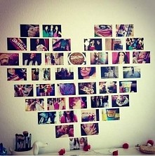 Serce ze zdjęć