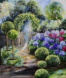 Obraz malowany akrylem _ Ta...
