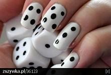 paznokcie do gry w kości :)