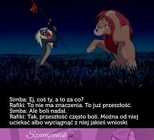 Rafiki & Simba ♥♥♥