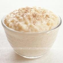 Pudding ryżowy z miodem