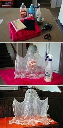 Kolejna ozdoba na Halloween :D