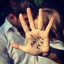 pomysł na powiadomienie innych o zaręczynach:D