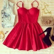 piękna sukienka  ❤
