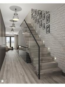 schody w stylu nowoczesnym