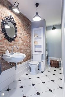 fajny pomysł na łazienkę